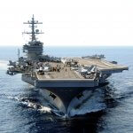 Foto USS George HW Bush