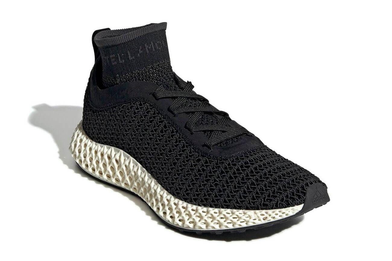 Adidas stellt 3D Druck Schuh AlphaEdge 4D in Stella
