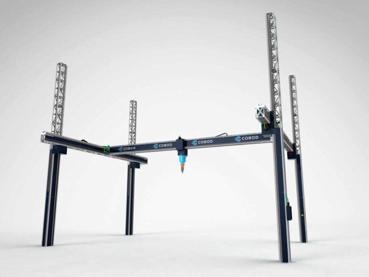BOD2 3D-Drucker von COBOD