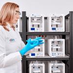 Das CD3D Bioprinting Cluster
