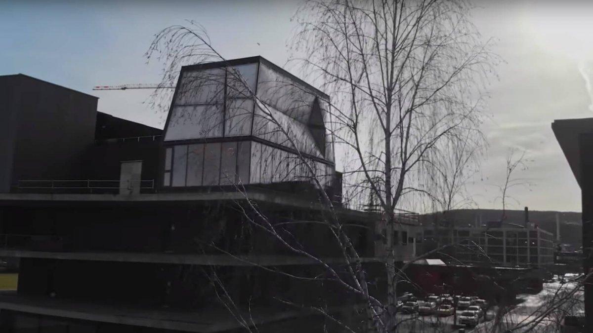 Von Robotern und 3D-Druckern gebautes DFAB House in der Schweiz vorgestellt