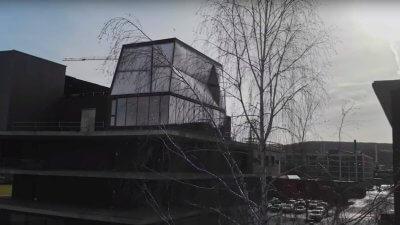 DFAB HOUSE in der Schweiz