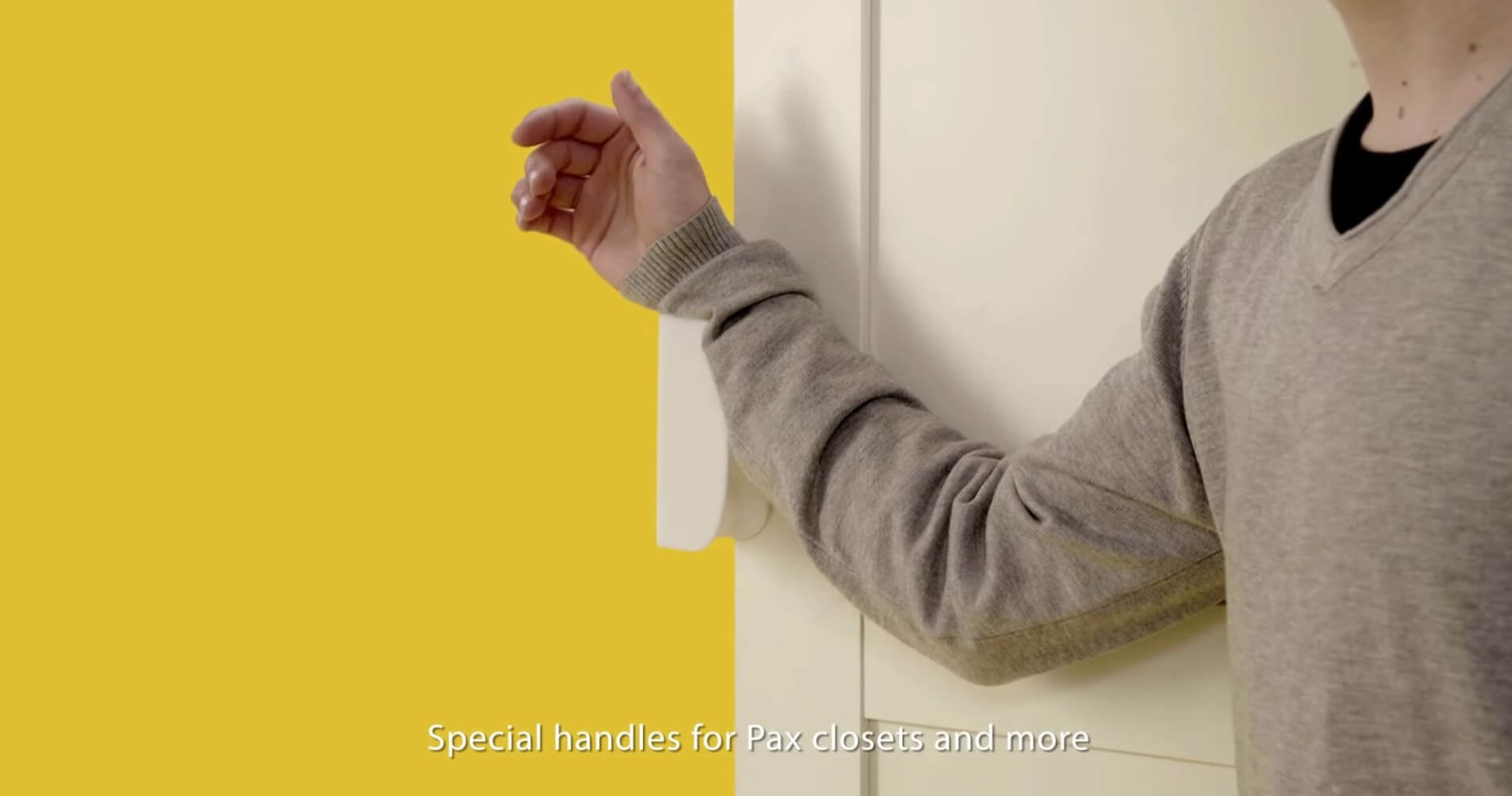 IKEA Türerweiterung für Menschen mit Behinderung