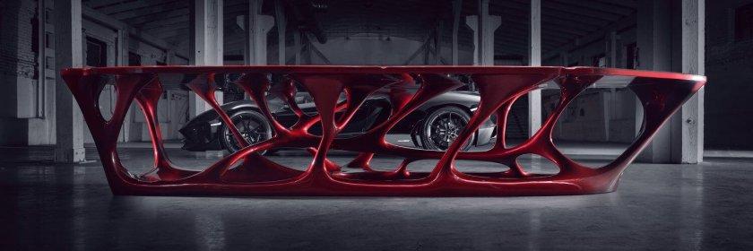 Tisch aus 3D-Drucker REX AXON