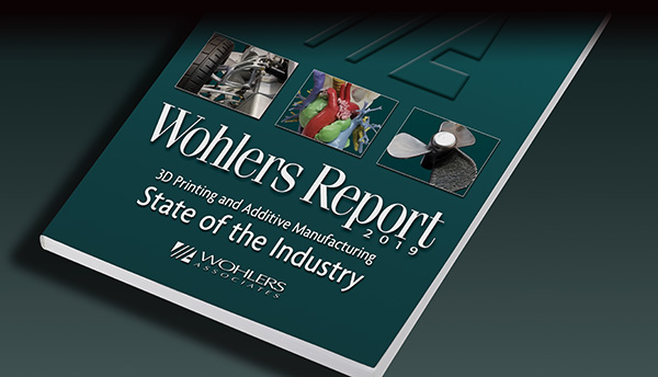 Wohlers Report 2019 Cover