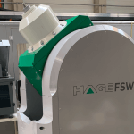 FSW-Kopf aus dem 3D-Drucker