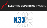 Logo Electric Superbike Twente und K3D