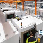 Siemens Werkstatt in Finspång