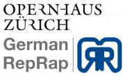 German RepRap - Opernhaus Zürich - Logos