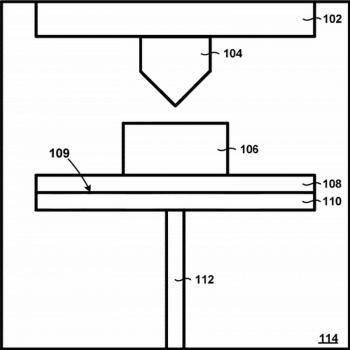 Technische Zeichnung 3D-Drucker Druckbett