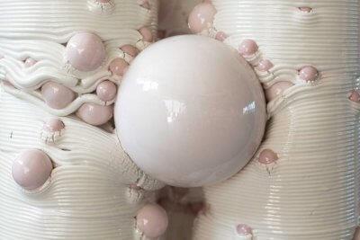 3D-gedruckte Ikebana Vase