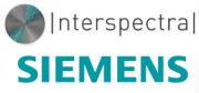 Siemens und Interspectral Logo