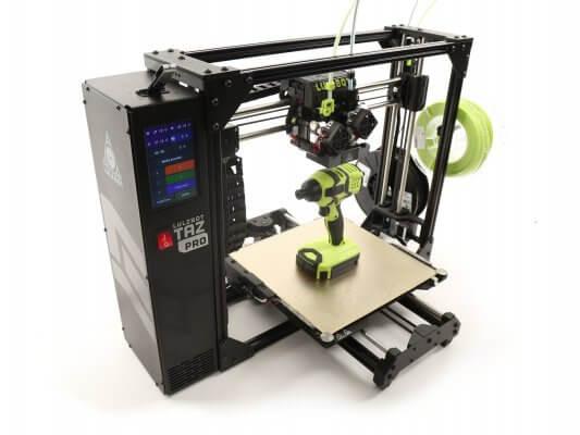 LulzBot TAZ Pro 3D-Drucker