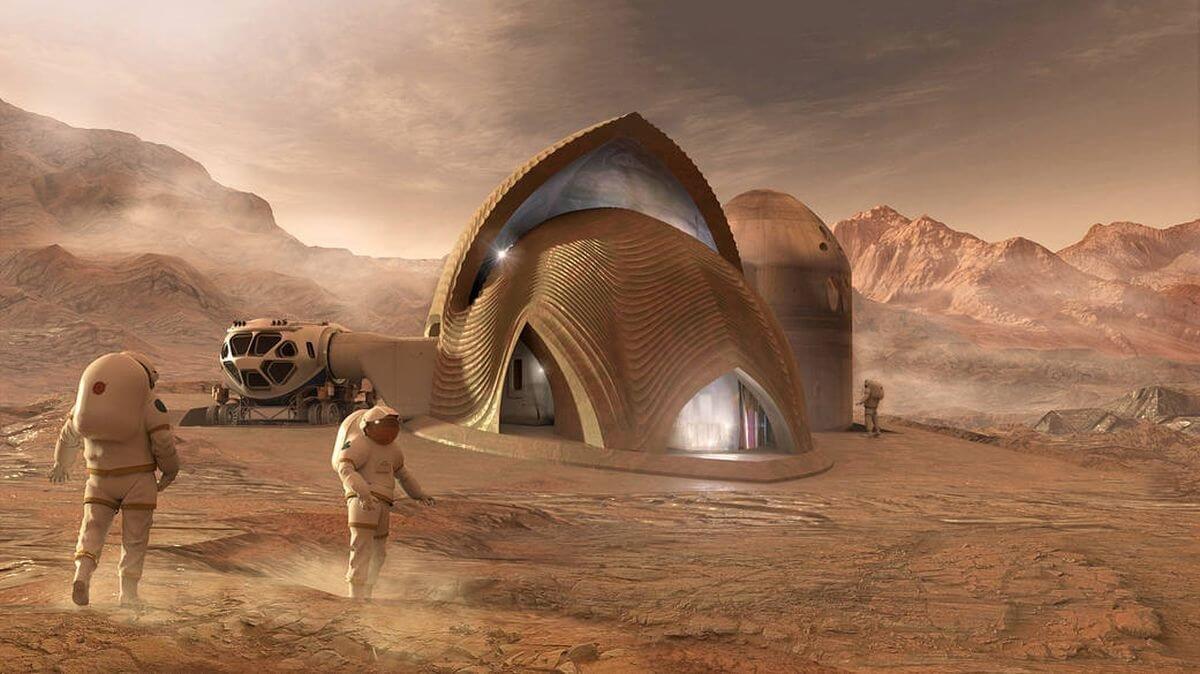 Team SEArch+/Apis Cor zieht ins Finale bei NASA's 3D-Printed Habitat Challenge