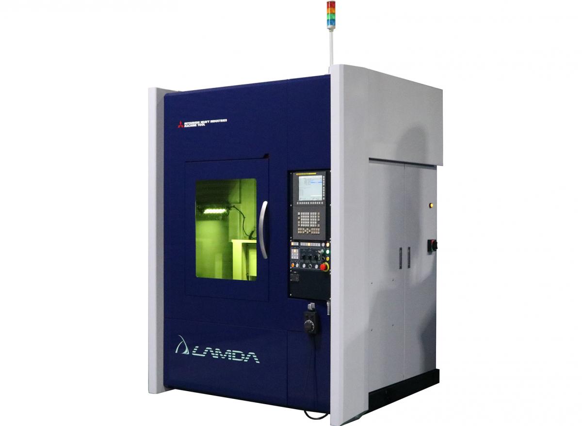 Mitsubishi Heavy Machine Tool stellt mit LAMDA 200 neuen Metall-3D-Drucker vor
