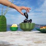 3D-Druck-Objekte aus Fischernetzen