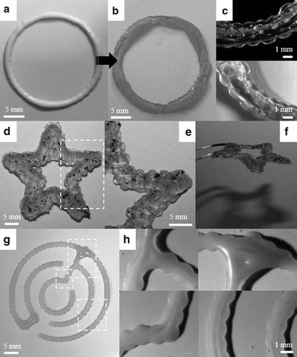 3D-Druck von Gummi