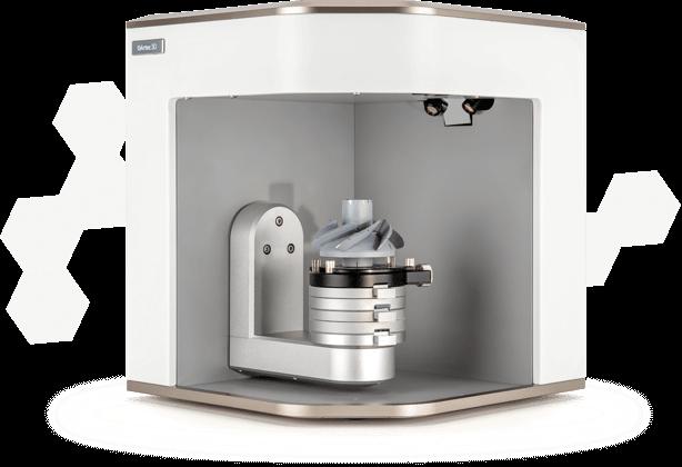 Artec 3D präsentiert mit Artec Micro neuen automatisierten Farb-3D-Scanner