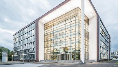 Henkel Hauptgebäude in Düsseldorf