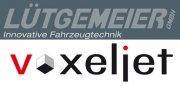 Logo Lütgemeier GmbH und voxeljet