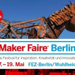 Logo Maker Faire Berlin 2019