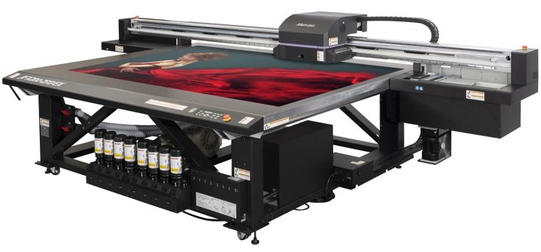 Flachbett-Drucker JFX200-2513 EX von Mimaki