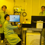 Photonic Professional GT2 von Nanoscribe an KEIO Universität