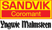 Logo Sandvik Coromant Yngwie Malmsteen