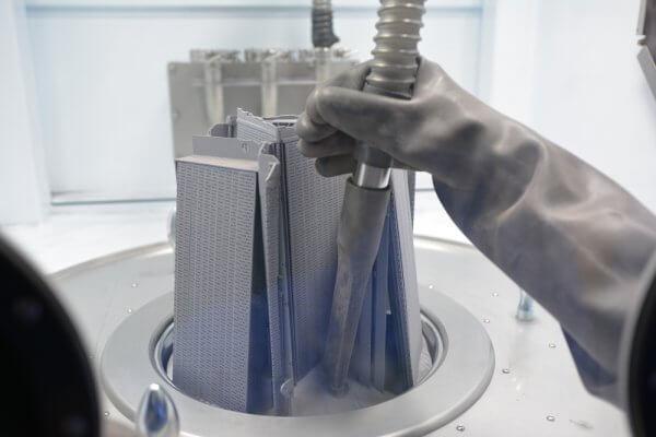 3D-Druck bei Continental