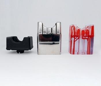 3D-gedruckter Kühlkanal
