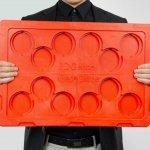 3D-gedruckter Transportbehälter