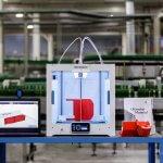 Ultimaker 3D-Drucker bei Heineken