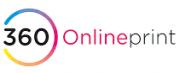360 Onlineprint Logo