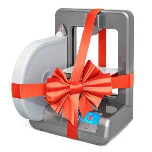 3D-Drucker als Geschenk