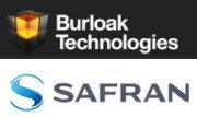 Burloak Technologies und Safran Landing Systems Logo