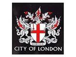Stadtwappen der Stadt London