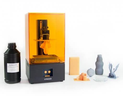 3D-Drucker, Druckobjekte, Resin
