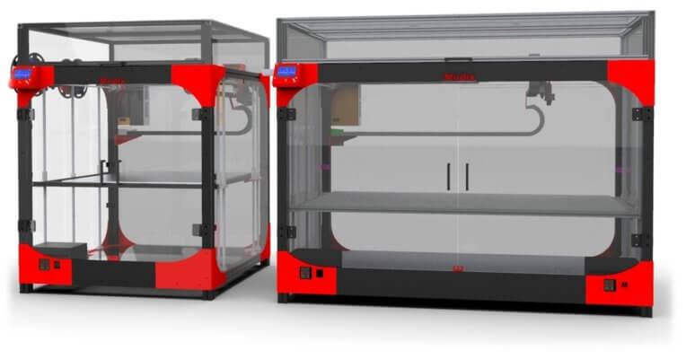 Großformat-3D-Drucker von Modix