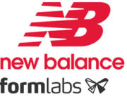 New Balance und Formlabs Logo