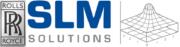 Rolls Royce und SLM Solutions Logo