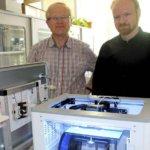 Rutt und Krummel mit dem 3D-Drucker