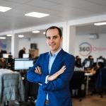 S. Vieira, CEO 360 Onlineprint