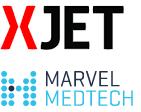 Logo XJet Marvel Medtech