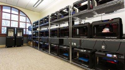 3D-Drucker Innovation Center von MakerBot