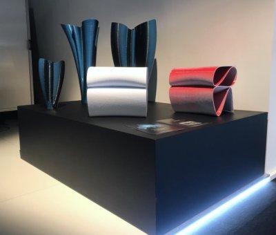 Möbel gedruckt mit Ai Build