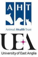 Logo Animal Health Trust und University of East Anglia