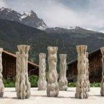 Betonsäulen aus dem 3D-Drucker