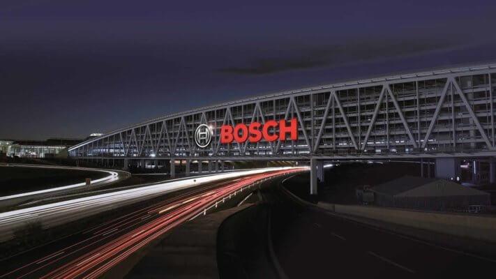 Bosch Gebäude