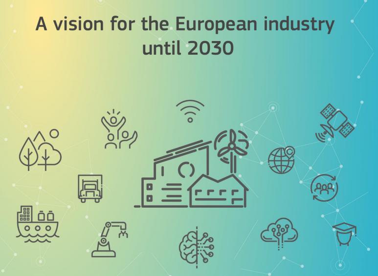 """EU-Expertengremium """"Industrie 2030"""" sieht 3D-Druck als Innovationstreiber in der Industrie"""