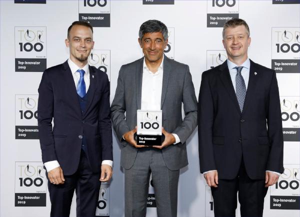 """Fabb-It und pro3D werden mit """"Top 100 Innovationsaward"""" ausgezeichnet"""